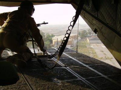 Framed POET helicopter