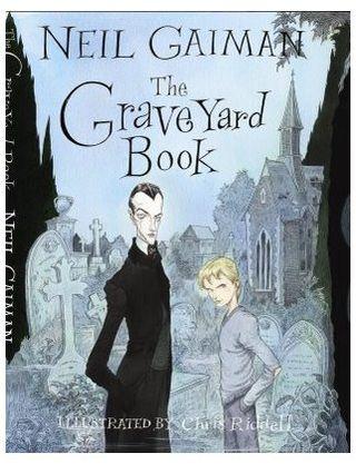Graveyard-book Neil Gaiman, erstwhile comic book scribe cum novelist, ...