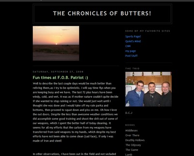 Framed Borda thechroniclesofbutters