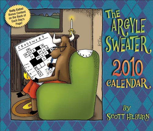 Argyle Sweater: 2010 Day-to-Day Calendar (Day to Day Calendar)