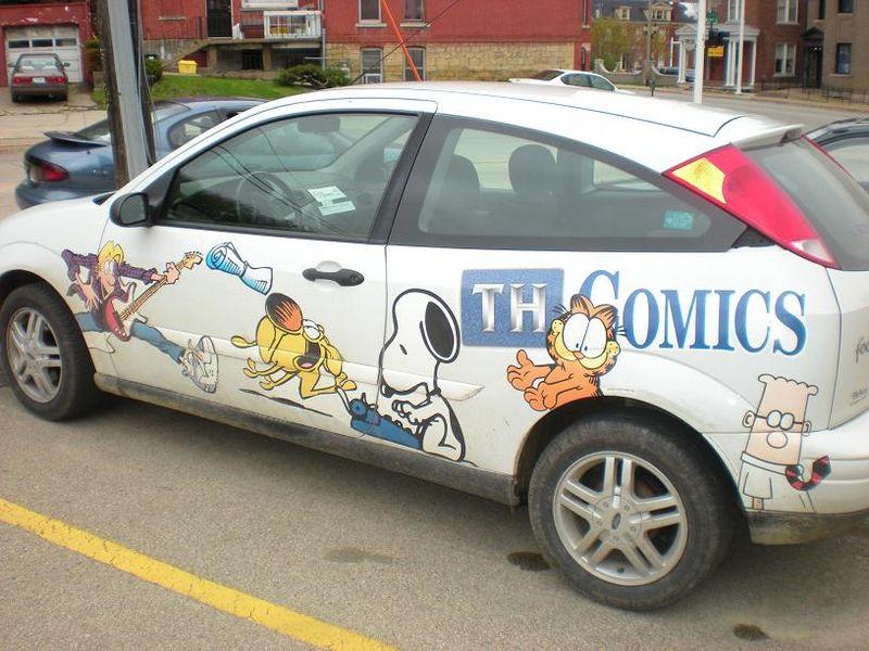 Comics.car