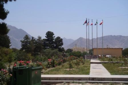Framed AfghaniDan COMMANDO 1