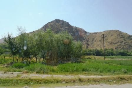 Framed AfghaniDan COMMANDO 2a