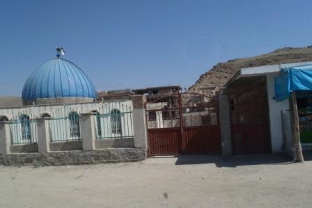 Framed AfghaniDan COMMANDO 2b
