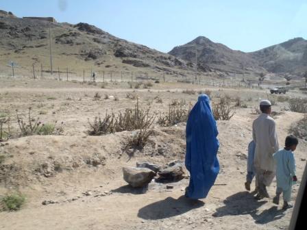 Framed AfghaniDan COMMANDO 3a