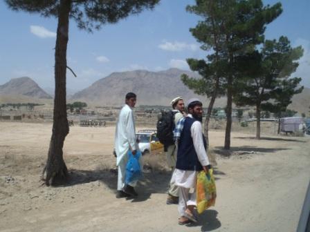 Framed AfghaniDan COMMANDO eight