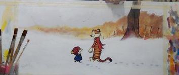 Calvin theft