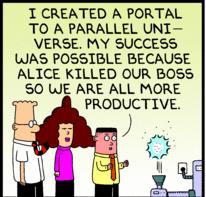 Dilbert boss 2