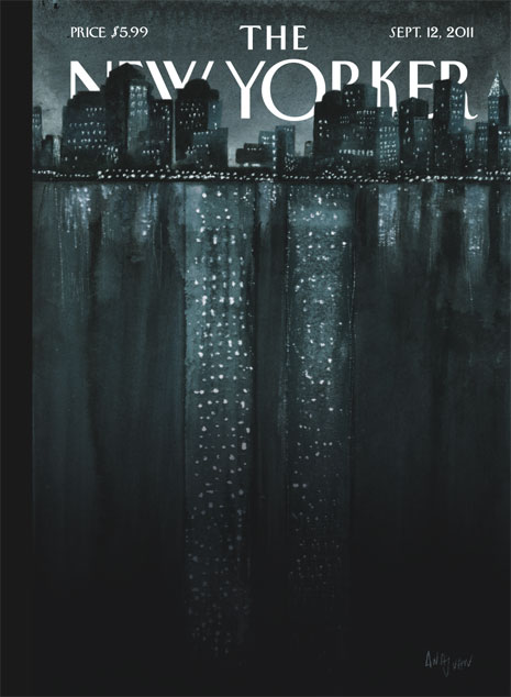 NYer cover 9-11-11