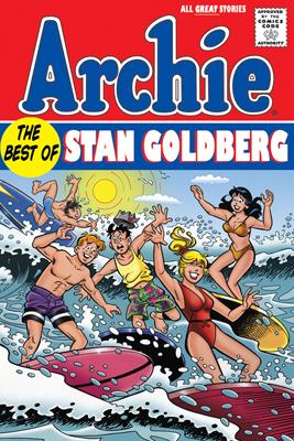 Stan Goldberg ARCHIE cover