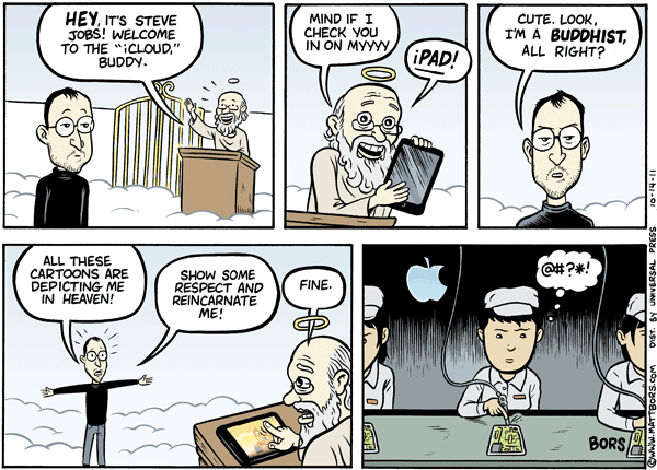 Matt Bors on Jobs
