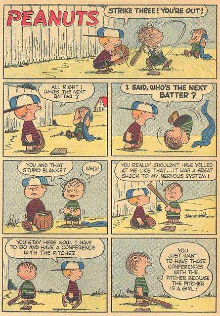 000Nancy #146 (Peanuts p.1)