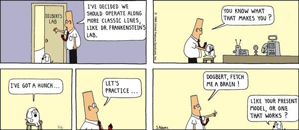 Dilbert premiere