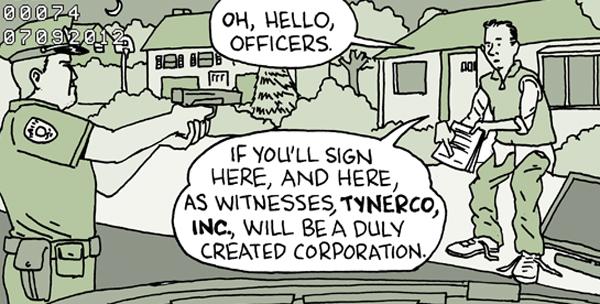 1096cbTEASER news - burglar incorporates