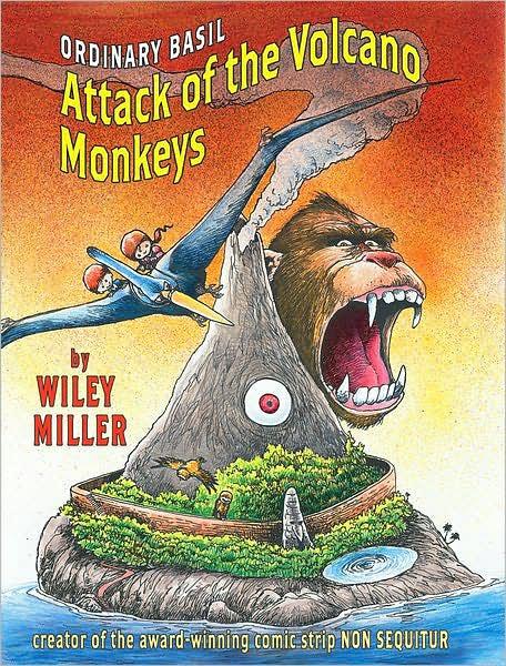 Volcano monkeys