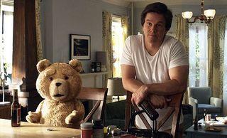 Ted still