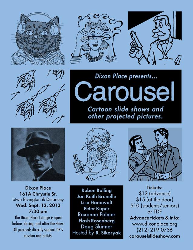 Ttdb carousel