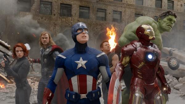 The Avengers still