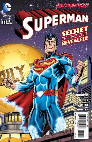 Superman- Secret of the Suit Revealed