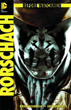 Rorschach 1 cover