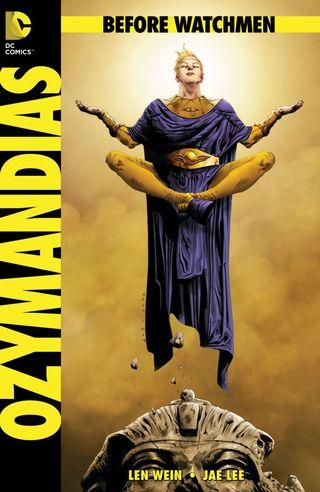 Ozymandias cover