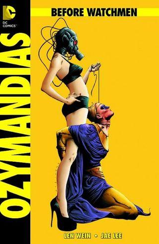 Ozymandias 2 cover