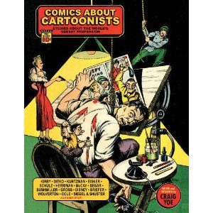 Comics About Cartoonists cover
