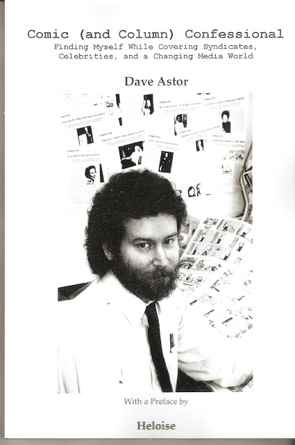 Dave Astor book cover