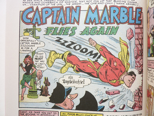Captain Marble