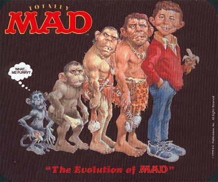 Evolution of Mad