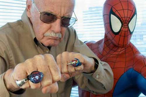 Stan Lee at 90