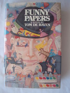 Funny Papers cover hc