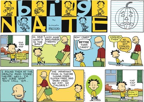 Big Nate by Lincoln Peirce on GoComics.com