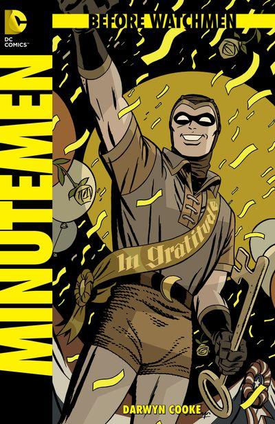 Minutemen 1 cover