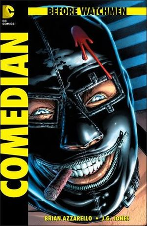 Comedian cover 1