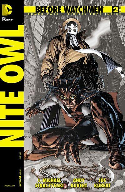 Nite Owl 2 cover