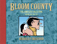 Bloom County, Complete Library 1 cover