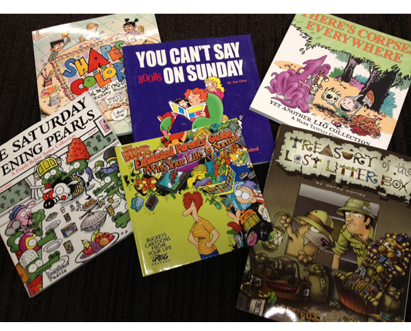 GoComics Books