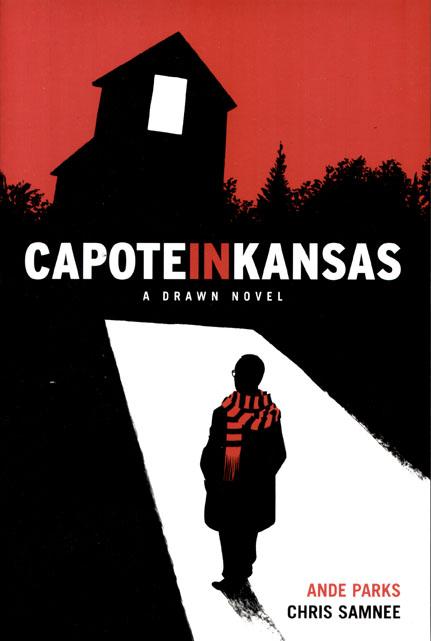Capote in Kansas cover