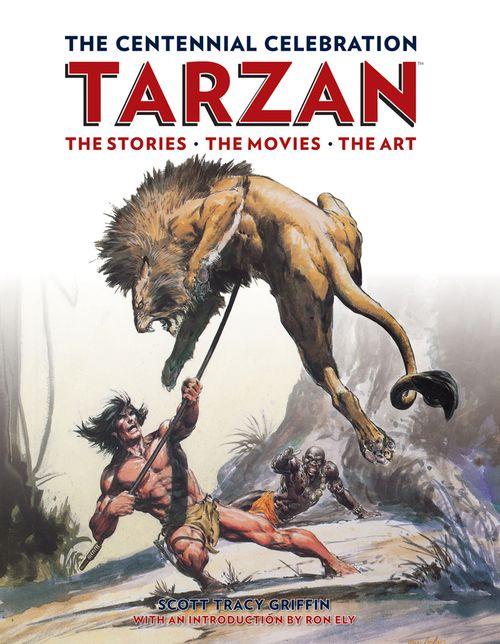 Tarzan The Centennial Celebration cover