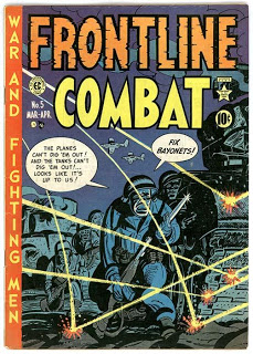 Frontline Combat cover