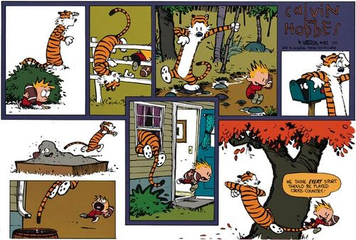 Calvin and Hobbes by Bill Watterson on GoComics.com