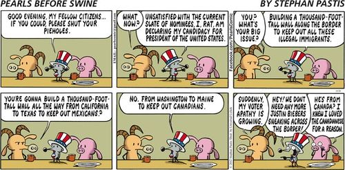 Pearls Before Swine by Stephan Pastis on GoComics.com