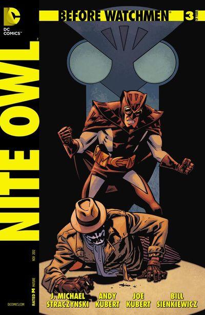 Nite Owl 3 cover