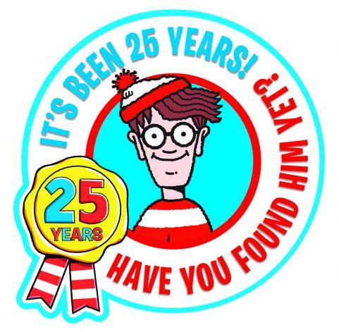 Waldo 25 Years