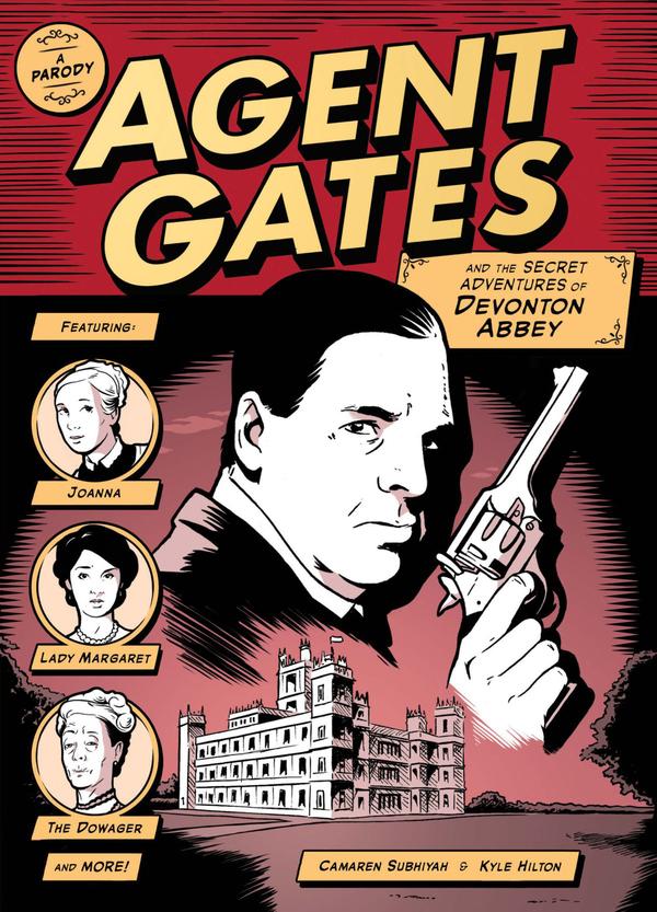 Agent Gates by Carmen Subhiyah & Kyle Hilton