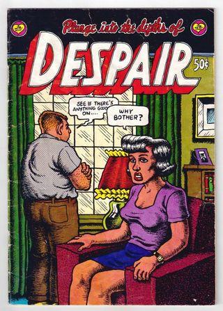 Despair cover