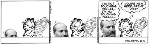 Garfield vs Garfield 26