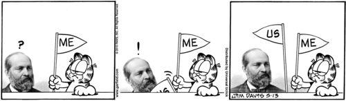 Garfield vs Garfield 29