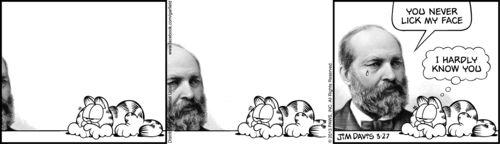 Garfield vs Garfield 30